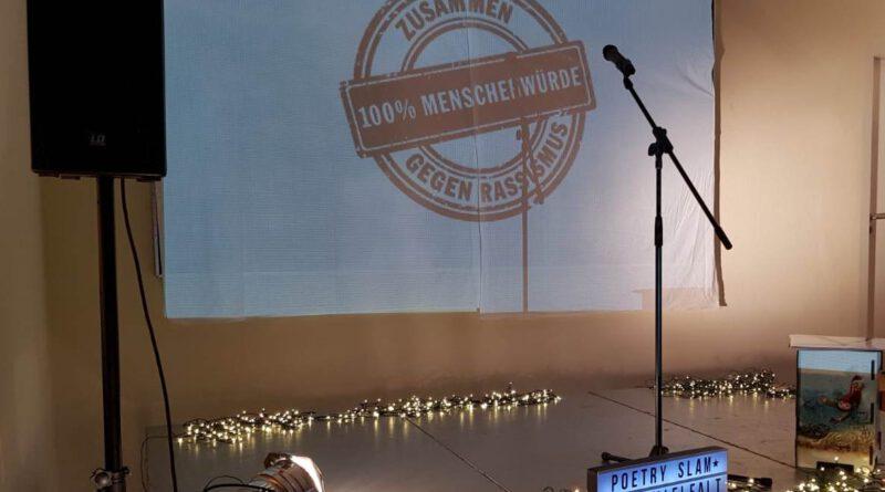 Poetry Slam Bühne, Zukunftshaus März 2020
